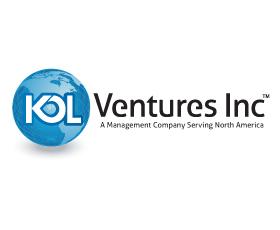 KOL Ventures Logo Design
