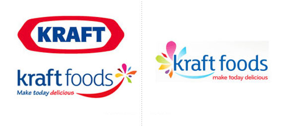 Kraft Logo Before