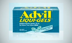 Advil Logo Design