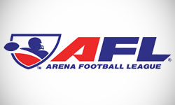 Arena Football League Logo Design
