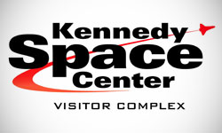 Kennedy Space Center Museum Logo Design