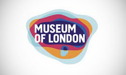 Museum of London Logo Design