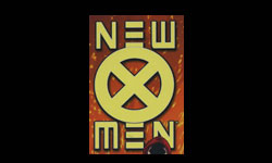 New X-Men Logo Design