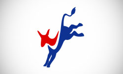 Democratic Party Logo Design