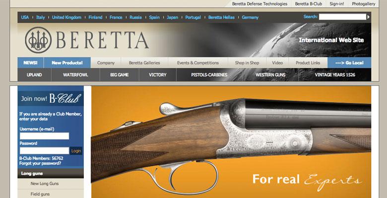 beretta-brand