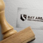 Bay Area Fire Protection Logo Design