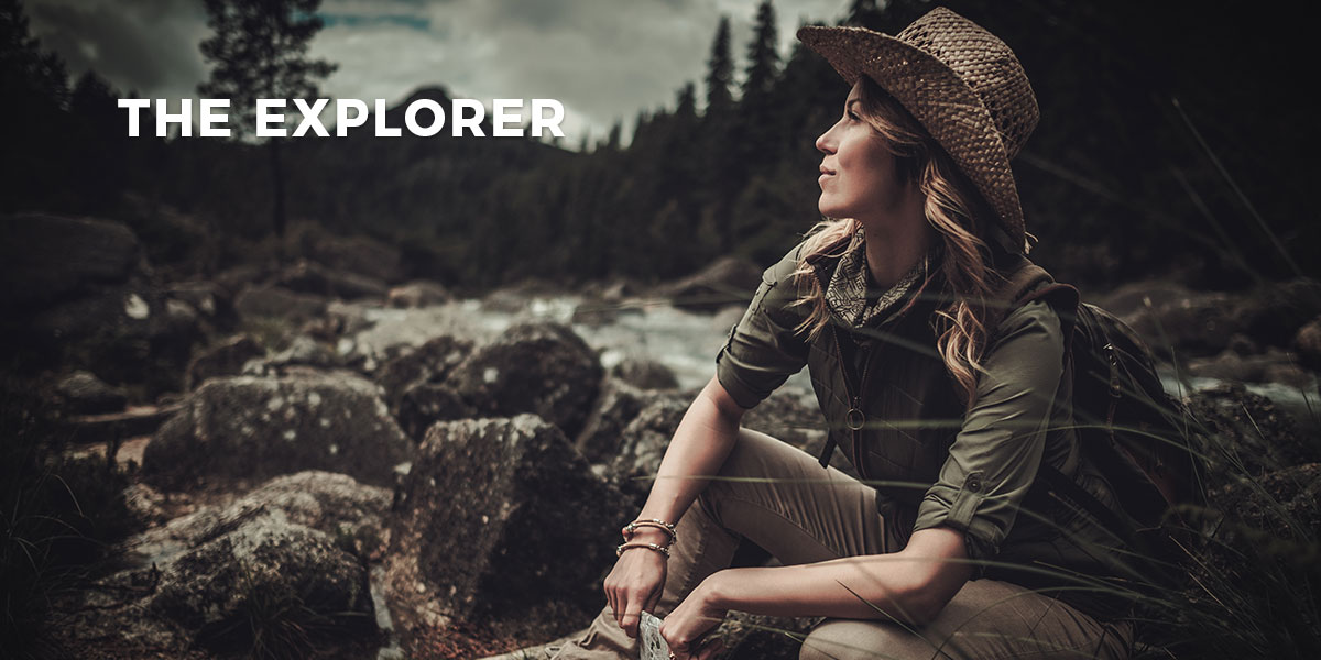 The EXPLORER Brand Archetype